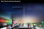 Проект рекреационной зоны Лахта-центра