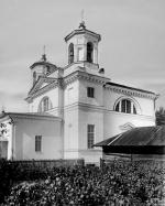 Церковь Кваренги вернется в Шушары. Храм на землях бывшего совхоза воссоздадут… в рамках конгрессно-выставочного центра