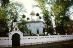 Началась реконструкция монастыря на Лубянке