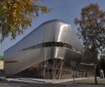 Лучший дом года. Здание Академии шахмат в Ханты-Мансийске получило премию Best Building.