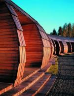 Деревянная архитектура – поиск инвариантов. С выставки «Уилл Прайс. Параллели» в МУАРе