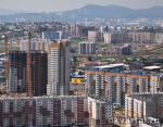 Красноярск растет по окраинам и вширь.