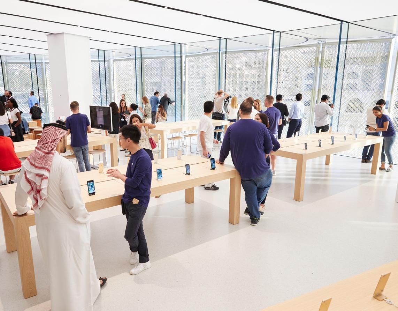 Продукция apple в дубае снять квартиру дубай марина