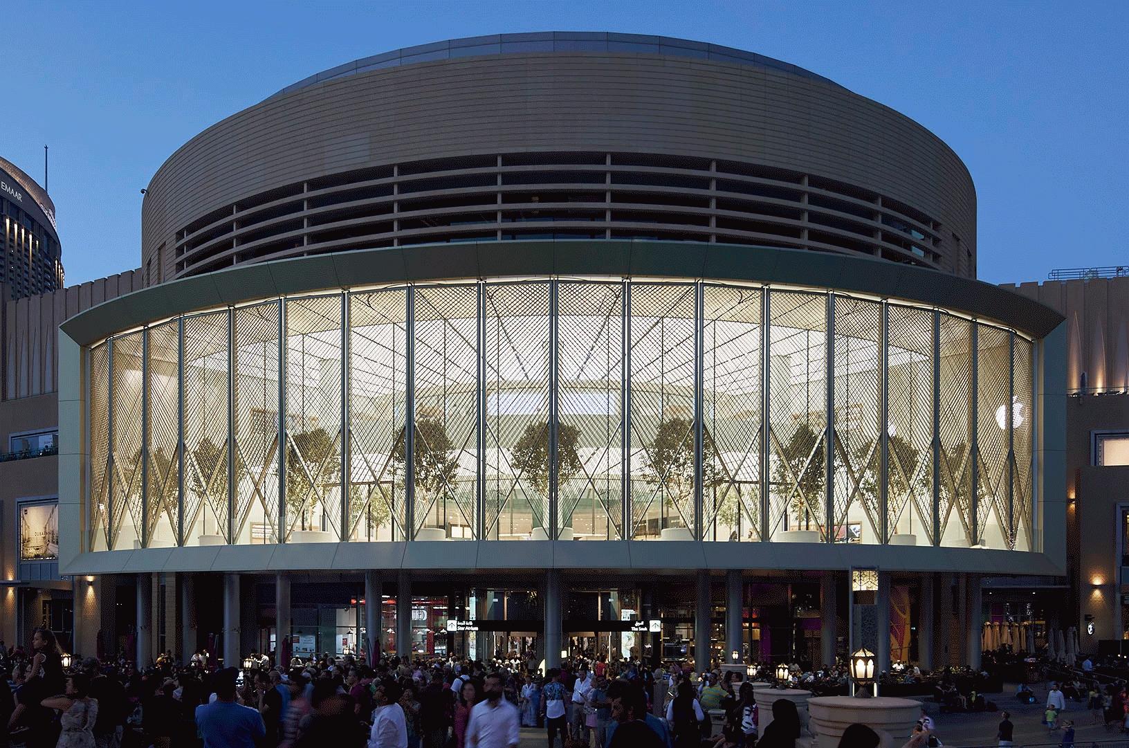 Дубайский магазин apple недвижимость в италия