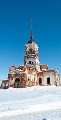 Единая карта Забытых храмов Урала