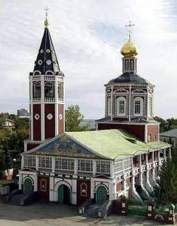 После реконструкции открылся нижний Успенский храм Троицкого собора в Саратове