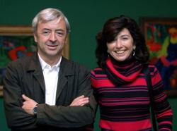 Энрике Собехано и Фуэнсанта Ньето. Фото с сайта nietosobejano.com