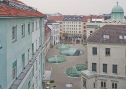 Музей Иоаннеум – реконструкция двора
