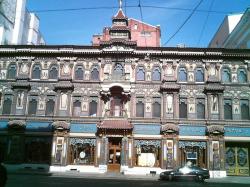 Чайный дом на Мясницкой после реставрации предстал во всей красе