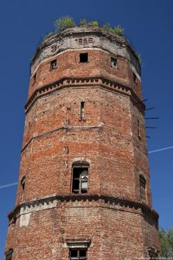 Заброшенности Тольятти: водонапорные башни
