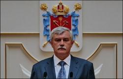 Полтавченко приберег памятники