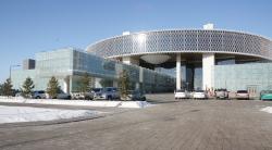 Дворец творчества школьников в городе Астана, республика Казахстан