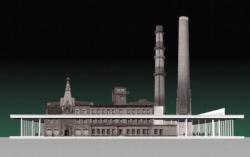 Латвийский музей современного искусства – проект OMA