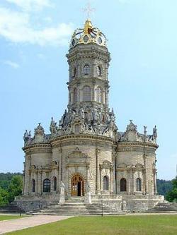 Церковь Знамения в Дубровицах. Фото: krasivoe.ru