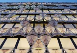 Офисное здание Origami - штаб-квартира Barclays Capital Bank