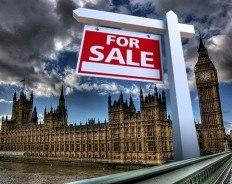 Продажа Вестминстерского дворца глазами риелтора