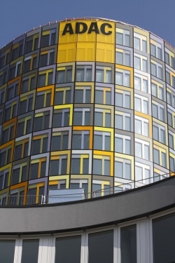 Штаб-квартира Немецкого автомобильного клуба (ADAC)