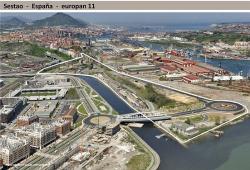 Гармонизация промышленной зоны города Сестао, Испания