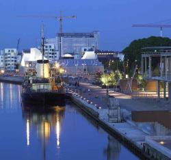 Реконструкция порта Ольборга