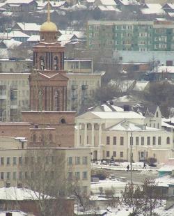 Усадьба Мельникова в г. Вольске Саратовской области появилась почти 200 лет назад, но до сих пор ярко выделяется среди других построек города. Фото: Елена Семенова