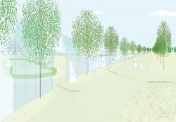 Реконструкция парка Грот Вейверсбург