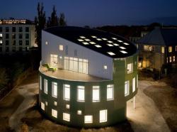 Зеленый Маяк – здание, задающее новый тренд в эко-архитектуре
