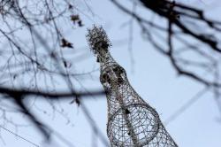 Шуховскую башню сохранят в 3D