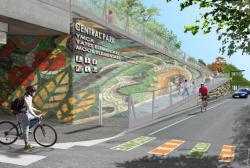 Чикаго построит висячий парк по примеру Нью-Йорка