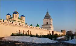 Межиричский монастырь – март 2012