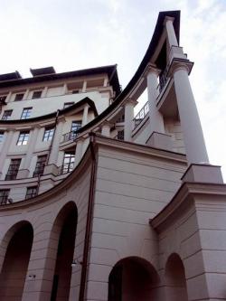 «Римский дом» Михаила Филиппова в Казачьем переулке