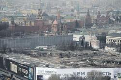 Москвичам вернут Зарядье