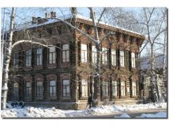 Томск планирует отремонтировать 29 объектов деревянного зодчества в 2012 г.