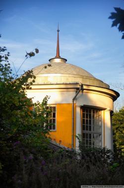 Оранжерея конца XVIII века в усадьбе Покровское - Стрешнево
