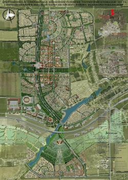 Архитектурно-планировочная концепция территории вблизи п. Щепкин