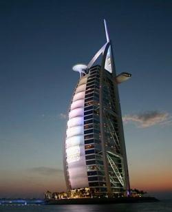 """Atkins. Отель """"Burj Al Arab"""" в Дубай"""