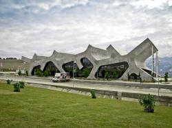 Площадки для стоянки и отдыха на автотрассе Турция-Азербайджан