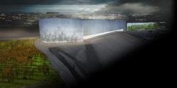 Выставочный центр в Бальтера. Конкурсный проект