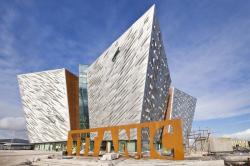 Бюро «Todd Architects». Мемориальный комплекс «Титаник» в Белфасте