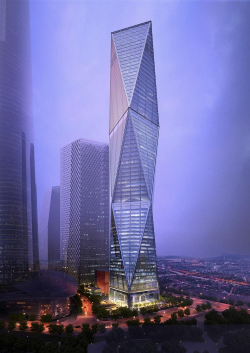 Башня Diagonal Tower