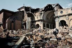 «Мы готовы сносить шедевры архитектуры, если жизнь людей в опасности»
