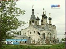 Уникальной церкви Спасского района грозит забвение