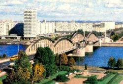Вокруг Володарского моста