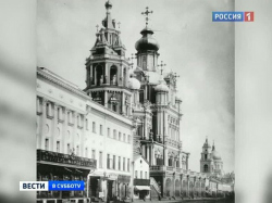 Наполеона победила сожженная Москва