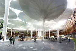 Проект центра города Масдар. Абу-Даби. 2008