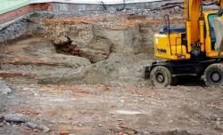 Петропавловская крепость: что происходит с Меншиковым бастионом?