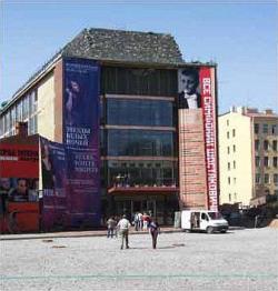 Концертный зал Мариинского театра (Мариинка-3)