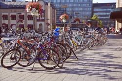 Хельсинки жмёт на педали