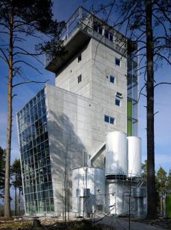 Завод Mackmyra Svensk Whisky