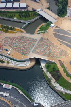 Центральный мост Олимпийского парка