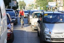 В Ростове-на-Дону велосипедный бум